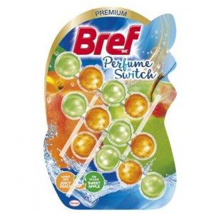 Bref Perfume Switch Juicy Peach-Sweet Apple 3x50g