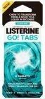 Listerine GO! Tabs žuvacie tablety 8ks