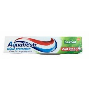 Aquafresh Herbal zubná pasta 100ml