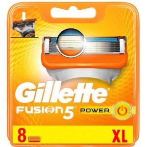 Gillette Fusion5 Power 8ks náhradné hlavice