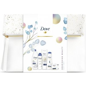 Dove Nourishing Beauty dámsky darčekový set 4ks