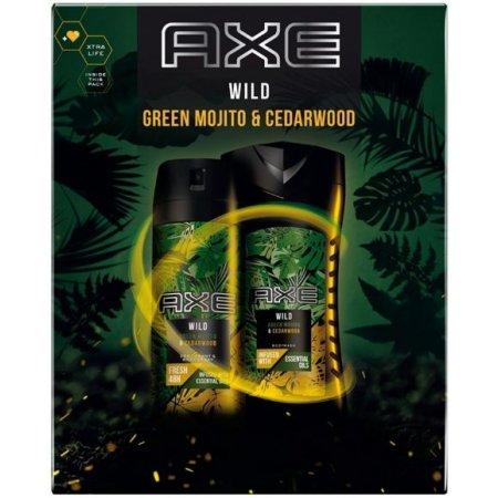 Axe Green Mojito&Cedarwood pánsky darčekový set 2ks
