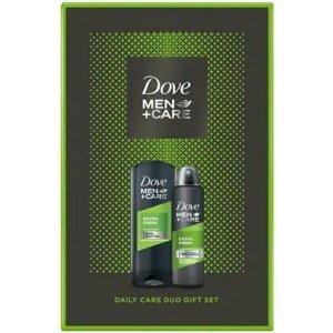 Dove Extra Fresh pánsky darčekový set 2ks