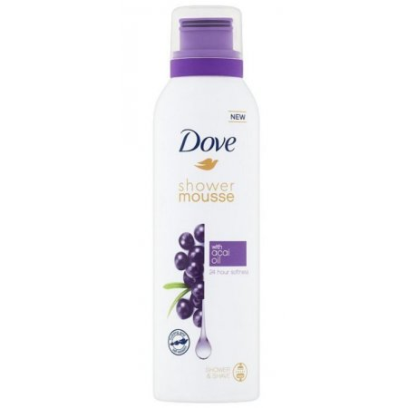 Dove Shower Mousse Acai Oil sprchovacia pena 200ml