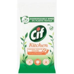 Cif Nature´s čistiace vlhčené obrúsky na kuchyňu 36ks