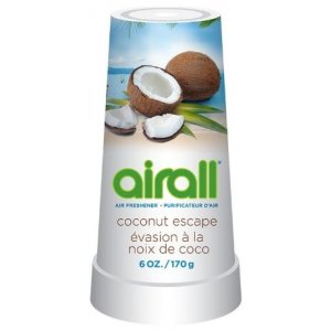 Airall Coconut gélový osviežovač vzduchu 170g