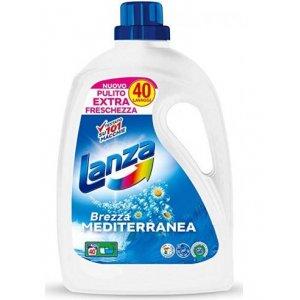 Lanza Brezza Mediterranea prácí gél 2l na 40 praní