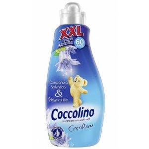 Coccolino Creations Campanula Selvatica&Bergamot aviváž 1,5l na 60 praní
