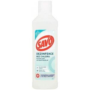 Savo Antibakteriálny čistič na podlahy bez chlóru 1l