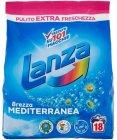 Lanza Color Brezza Mediteranea prací prášok 1,125kg na 18 praní