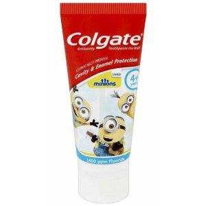 Colgate Mimoni detská zubná pasta 50ml 4+