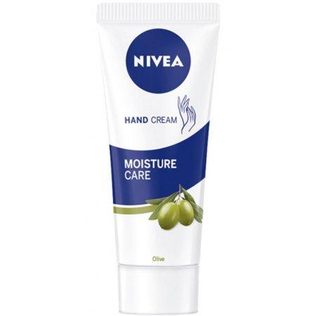 Nivea Moisture Care Olive krém na ruky 75ml