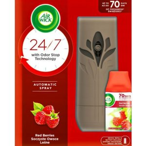 Air Wick Freshmatic Red Berries sprej + náplň 250ml