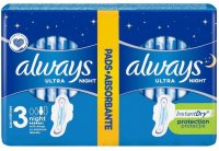 Always Duo Ultra Night 2x6ks