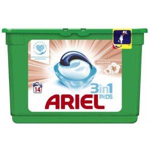 Ariel Sensitive gélové kapsule 14ks