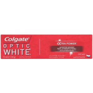 Colgate Optic White Extra Power zubná pasta 75ml