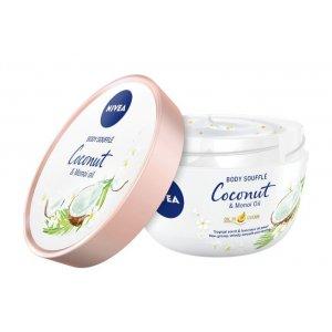 Nivea Coconut & Monoi oil telový krém 200ml