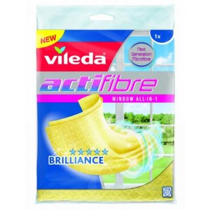 Vileda Actifibre Window all in 1(1ks)