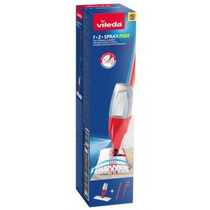 Vileda 1.2 Spray Max mop box