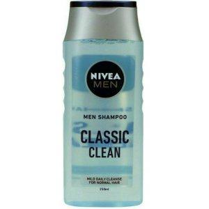 Nivea Classic Clean pánsky šampón na vlasy 250ml
