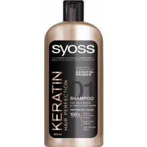 Syoss Keratin Perfection šampón 500ml
