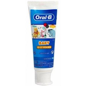 Oral-B detská zubná pasta 75ml Pro-Expert Macko Pú
