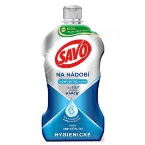Savo hygienický a odmasťujúci saponát na riad 450ml