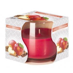 Bispol vonná sviečka 210g Apple-cinnamon 87