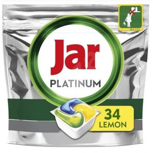 Jar Platinum All in One Yellow kapsule do umývačky 34ks
