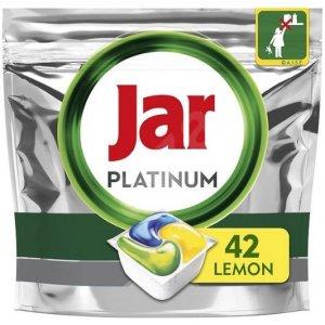 Jar Platinum All in One Yellow kapsule do umývačky 42ks