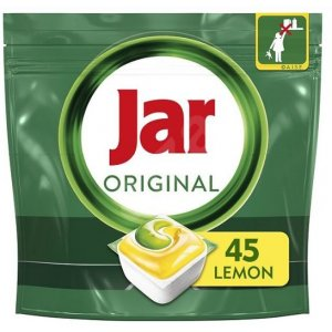 Jar Original Lemon kapsule do umývačky riadu 45ks