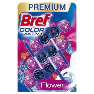 Bref Color Aktiv Fresh Flowers 3x50g