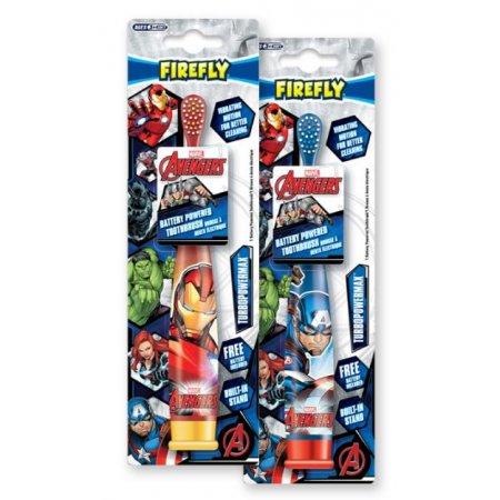KIDS Avengers detská elektrická zubná kefka 1ks