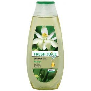 Fresh Juice Moringa dámsky sprchový olej 400ml