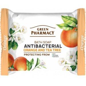 Green Pharmacy antibakteriálne mydlo pomaranč 100g