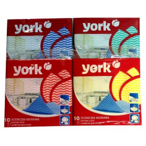 York kuchynská utierka 10ks (35x35cm)
