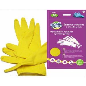 Home Point rukavice gumenné č.M