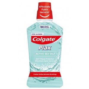Colgate Plax Active Sea Salt ústna voda 500ml