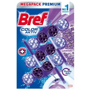 Bref Color Aktiv Lavender 3x50g