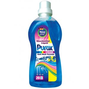 Purox Color prací gél 1l na 20 praní