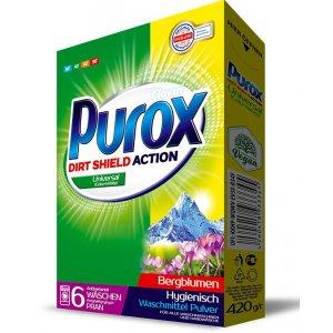 Purox Universal prací prášok 420g na 6 praní