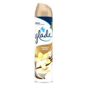 Glade Vanilla Cream osviežovač vzduchu 300ml