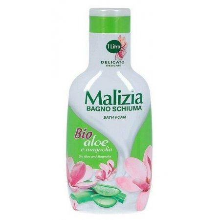 Malizia Aloe e Magnolia dámsky sprchový gél 1L