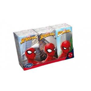 KIDS Spiderman vreckovky 6x10ks 4-vrstvové