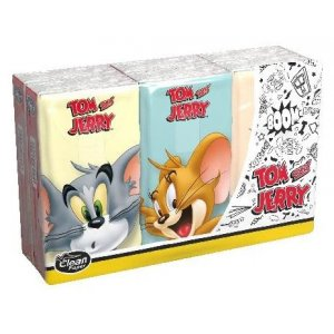 KIDS Tom&Jerry vreckovky 6x10ks 4-vrstvové