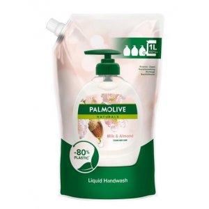 Palmolive Milk&Almond tekuté mydlo náhradná náplň 1L