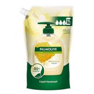 Palmolive Milk&Honey tekuté mydlo náhradná náplň 1L