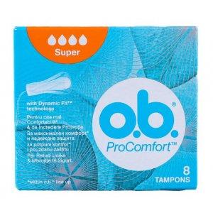 O.B.pro comfort super tampóny 8ks