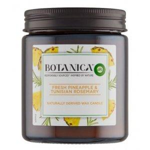 Air Wick Botanica Fresh Pineapple&Tunisian Rosemary sviečka 205g