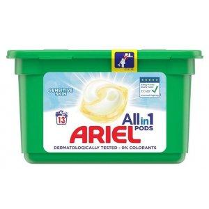 Ariel Sensitive gélové tablety na pranie 13ks